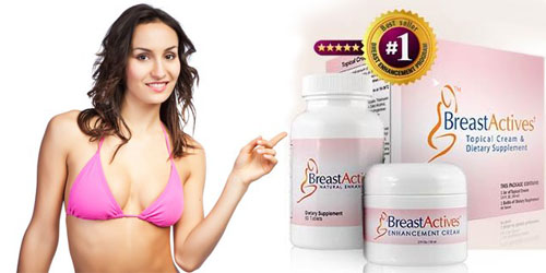 breast actives London